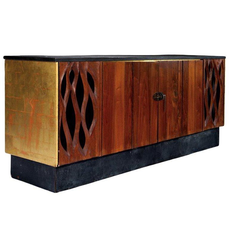 Cabinet Credenza Phillip Lloyd Powell and Paul Evans