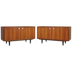 Cabinet Danish Design Retro Rosewood, 1960-1970