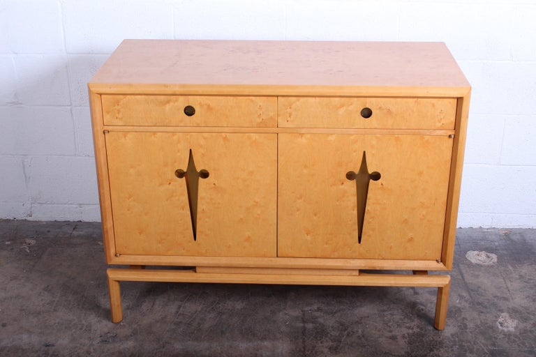 Mid-20th Century Cabinet Designed by Edmund Spence For Sale