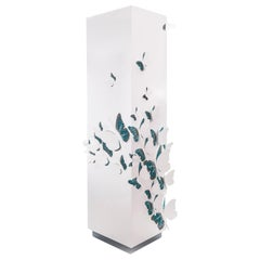 Cabinet Flying Buterfly, Modern Organic Style, Limited Edition