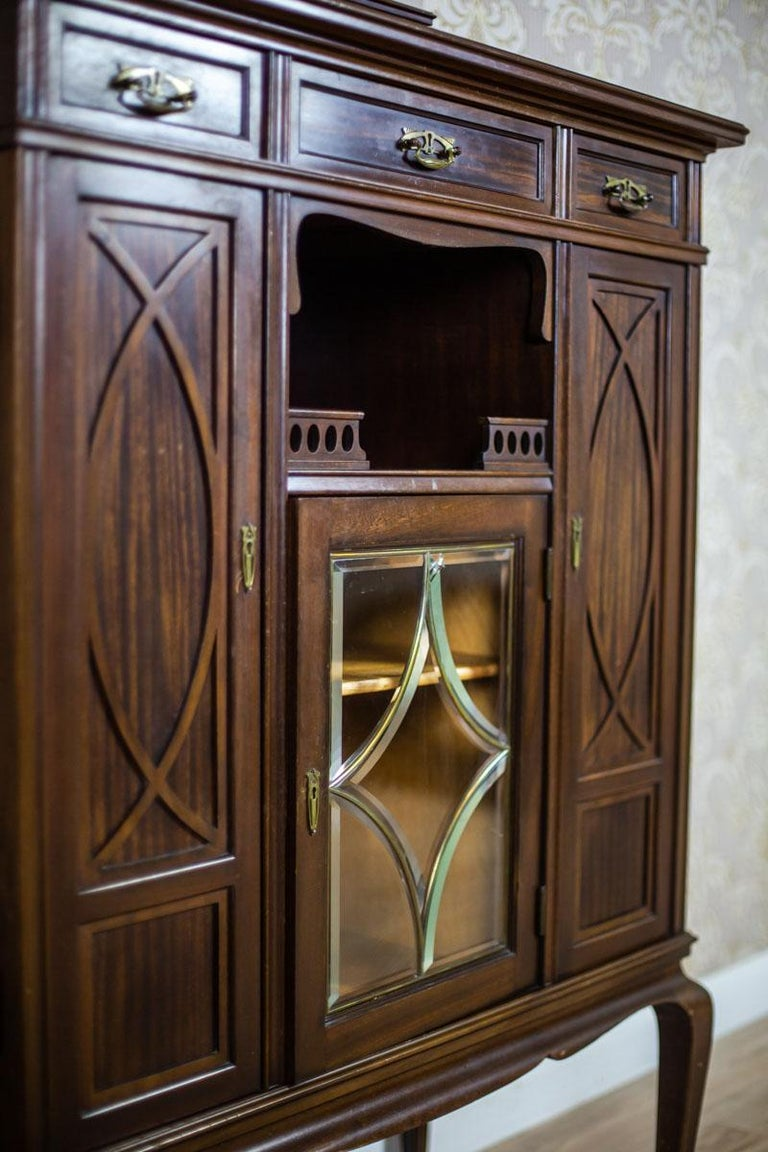 Cabinet from the Turn of the 19th and 20th Centuries For Sale 3