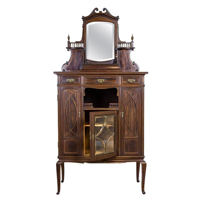 Cabinet from the Turn of the 19th and 20th Centuries For Sale