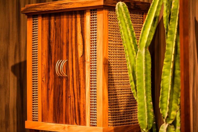 Cabinet in Hardwood, Oratório Nordestino For Sale 2