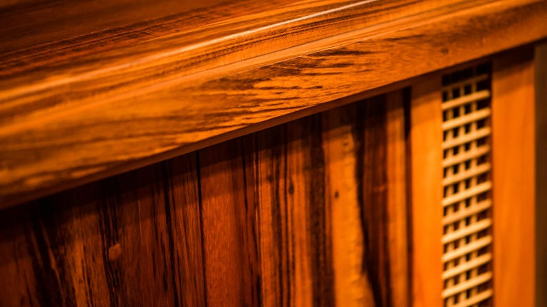 Cabinet in Hardwood, Oratório Nordestino For Sale 3