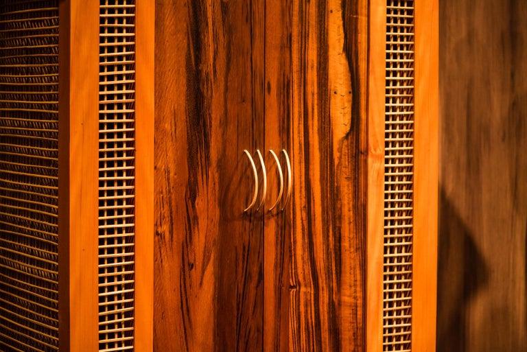 Cabinet in Hardwood, Oratório Nordestino For Sale 4