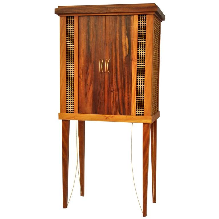 Cabinet in Hardwood, Oratório Nordestino For Sale