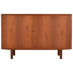 Cabinet in Teak by Poul Hundevad for Hundevad & Co, Denmark, 1950s