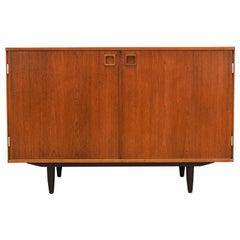 Cabinet Teak, Danish Design, 1960s, Designer Peter Løvig Nielsen