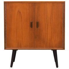 Cabinet Teak, Danish Design, 1960s, Producer GL Møbler