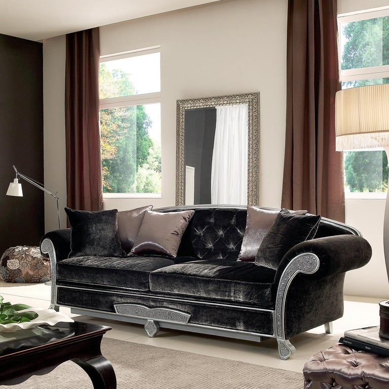 Incredible Cabriole Sofa Bed Ncnpc Chair Design For Home Ncnpcorg