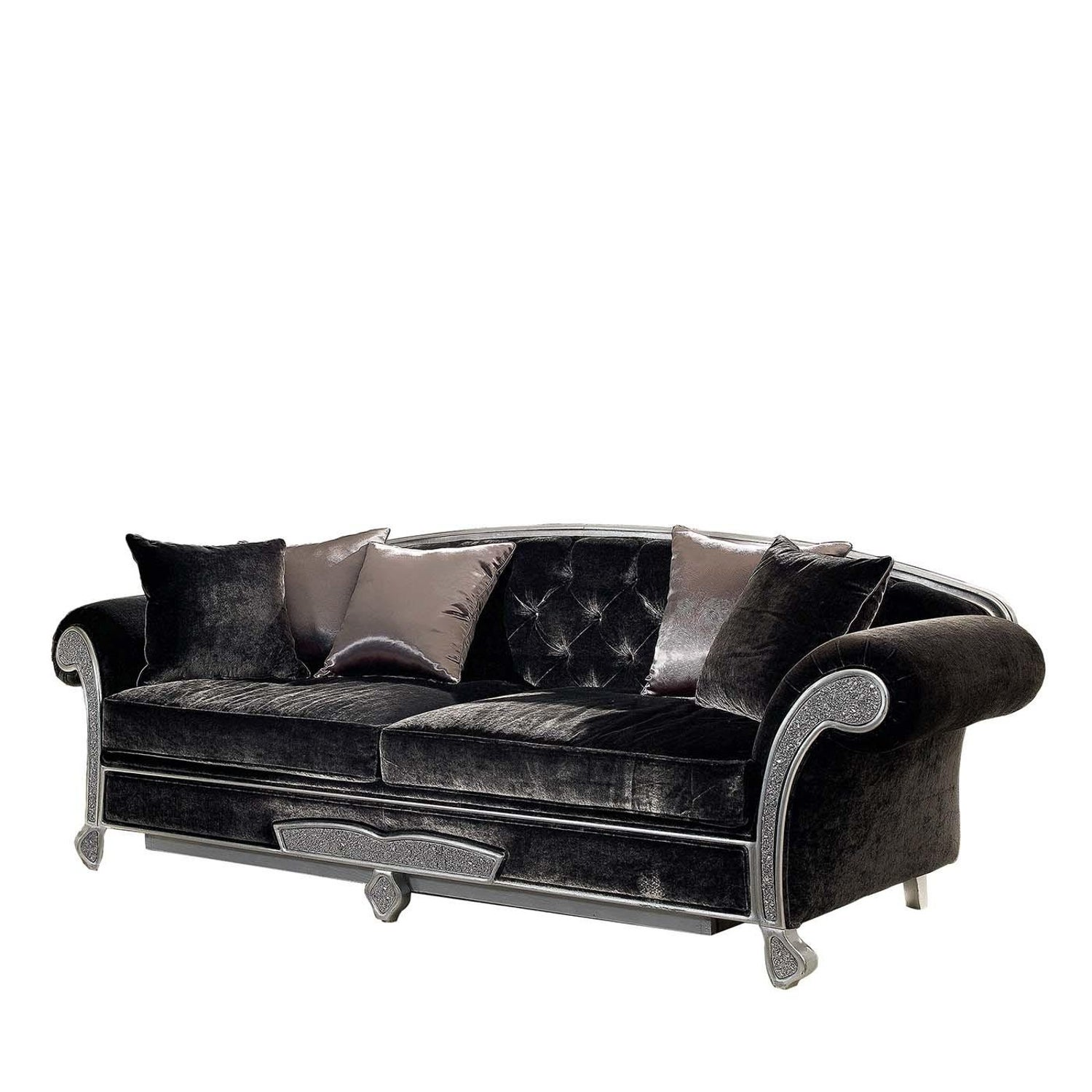 Cabriole Sofa Bed For At 1stdibs