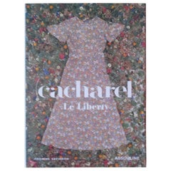 Cacharel Le Liberty Vintage Book