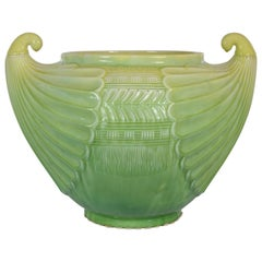 Cachepot Laveno,design Cristopher Dresser for Soc. Ceramica Italiana, Italy 1912
