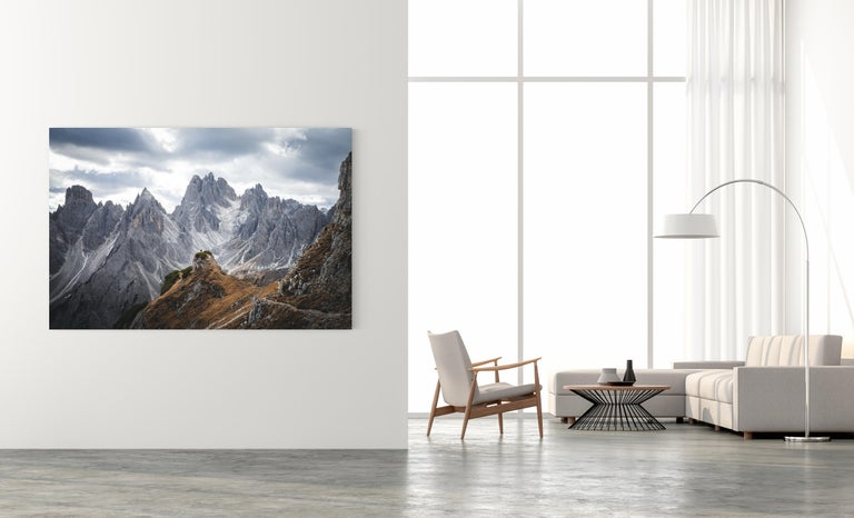 Contemporary Cadini di Misurina by Christiaan Nies For Sale