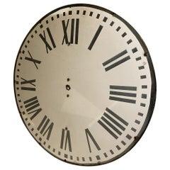 Cadran Clock Face Pre-1900s France-Décor Piece