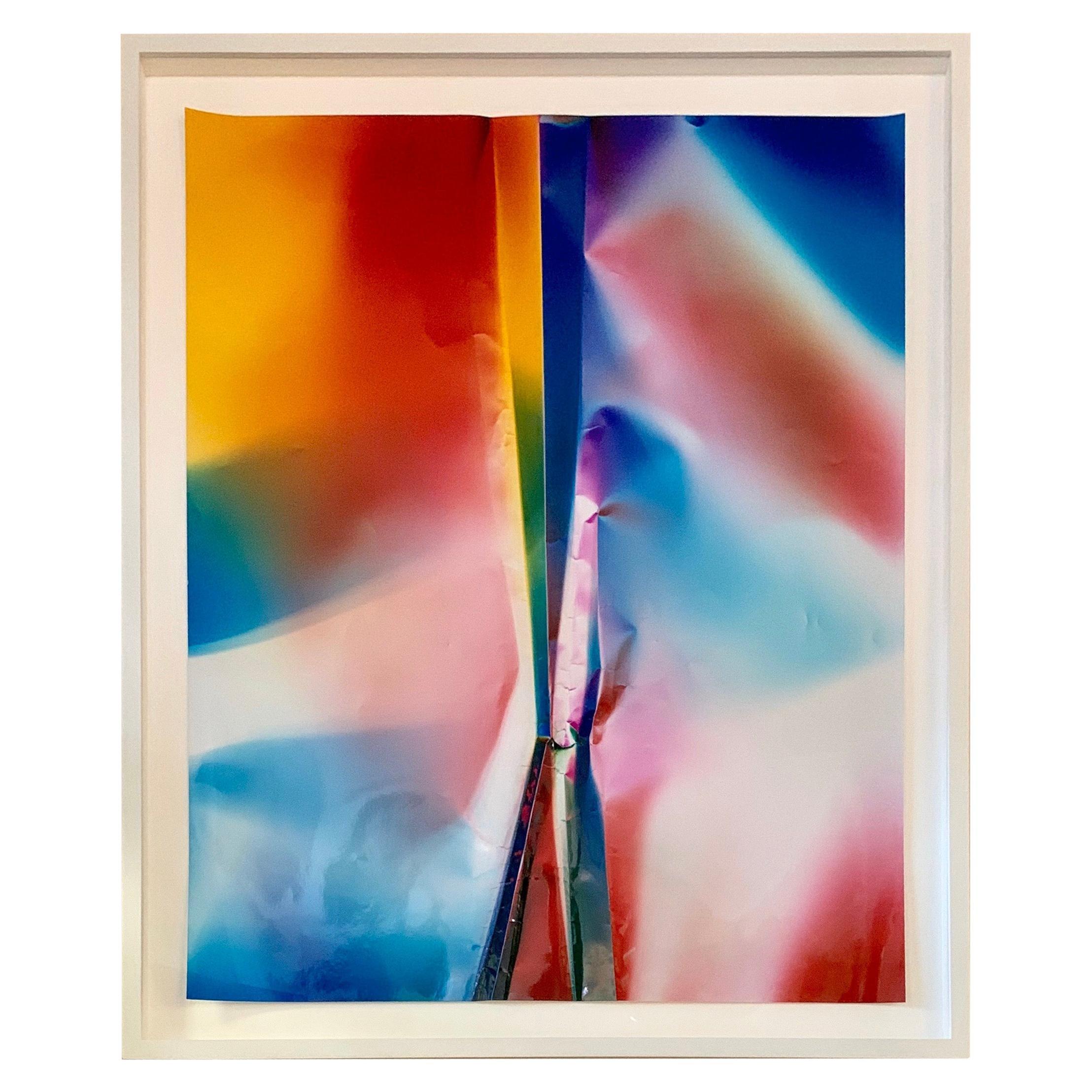 Caesura 2016 Photographic Art Chromogenic Print by Ellen Carey