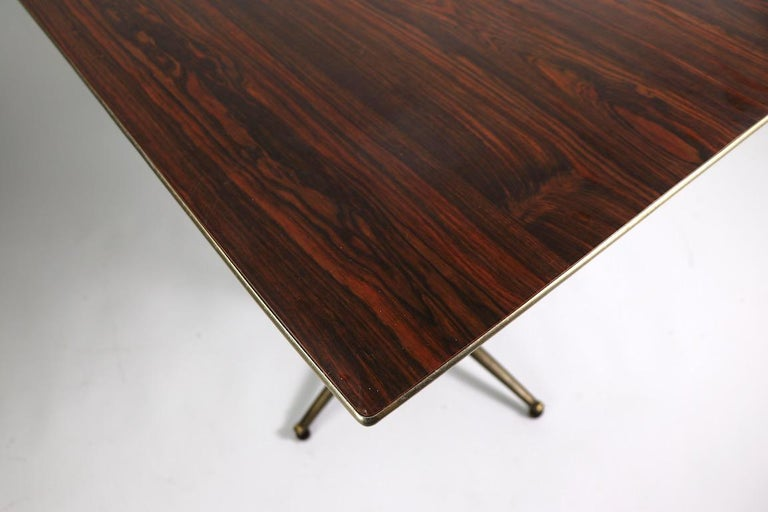 Cafe Dining Table after Ponti 6 Available For Sale 4