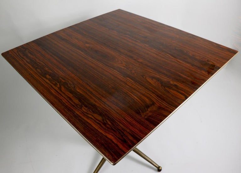 Cafe Dining Table after Ponti 6 Available For Sale 5