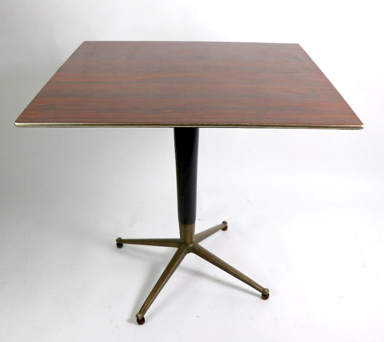 Cafe Dining Table after Ponti 6 Available For Sale 6