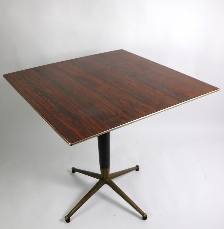 Cafe Dining Table after Ponti 6 Available For Sale 7