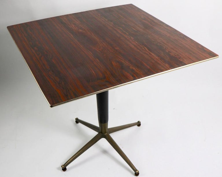 Cafe Dining Table after Ponti 6 Available For Sale 2
