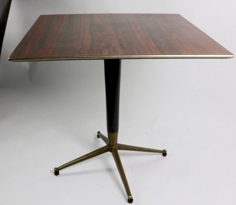 Cafe Dining Table after Ponti 6 Available For Sale 3