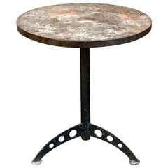 Café Table, French, Turn of the Century