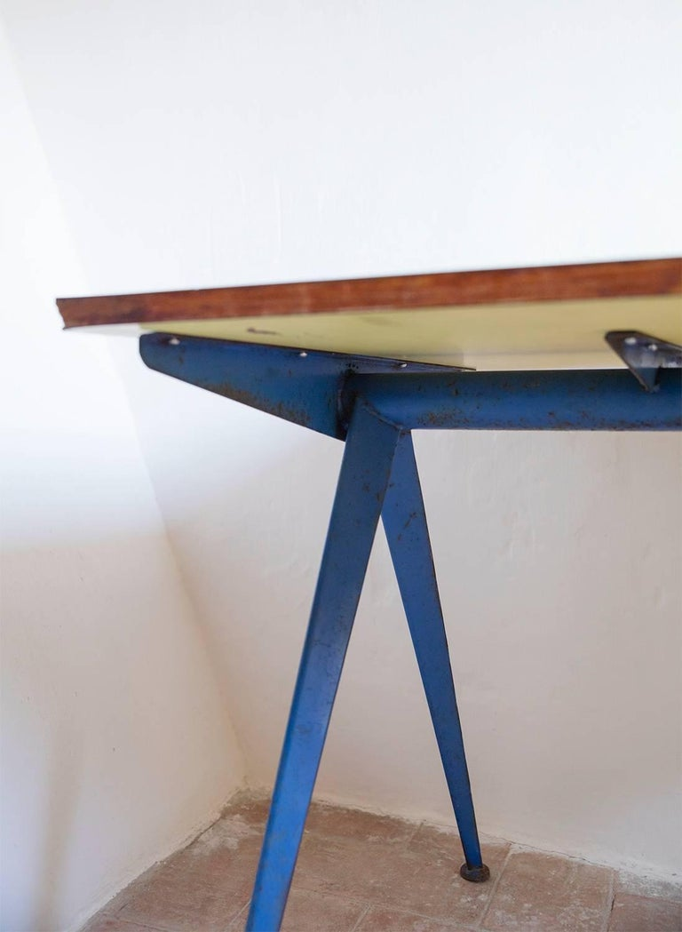 Laminated Cafeteria Table N. 512,