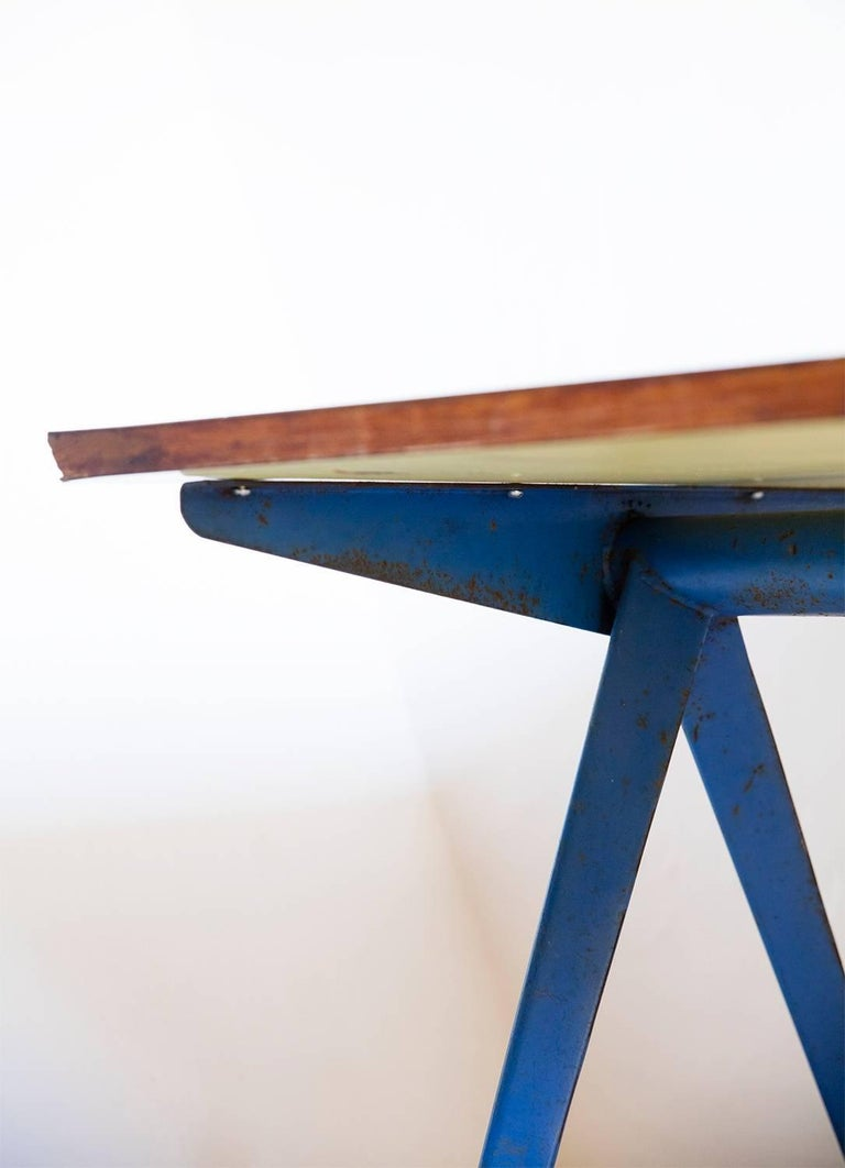 Mid-20th Century Cafeteria Table N. 512,