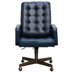 Cafiero Executive Chair by Vincent Cafiero for Knoll International, Signed