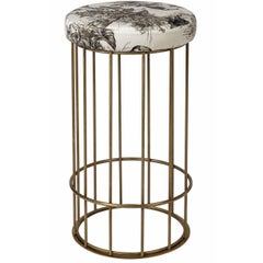 Cage 9 Stool