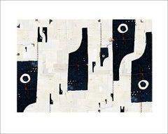 """Doublet II, 2009 Image: 16.5"""" x 22""""/ Paper 24"""" x 30"""" Pigment Ink Print / 300GSM"""