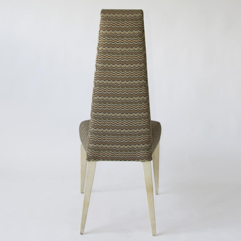 Modern Cajal Dining Chair For Sale