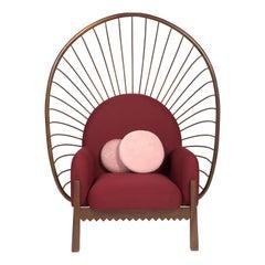 Calaca Armchair by Comité de Proyectos