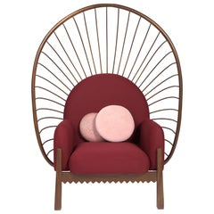 Calaca Armchair, Contemporary Mexican Design