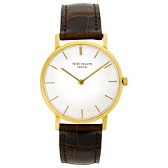 Calatrava Wristwatch by Patek Philippe