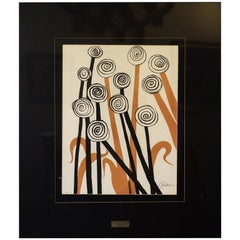 Calder Lithograph Artist Proof
