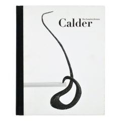 Calder The Complete Bronzes Book
