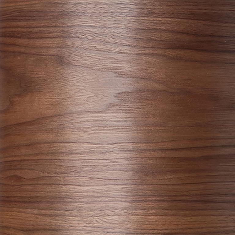 American ARA Grande Custom Walnut Wood Drum Chandelier Pendant For Sale