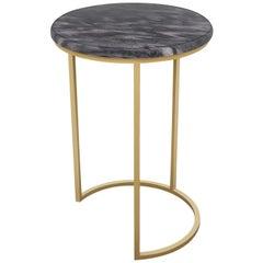 Caldwell Table, Half Moon