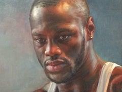 Portrait of Deontay Wilder