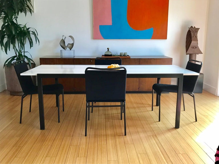 California Design Cord Chairs, 1950s For Sale 3