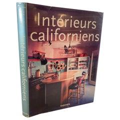 California Interiors Interieurs Californiens Tashen Coffee Table Book