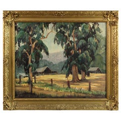 California Landscape by Pasadena Artist by Dorothy Lotts