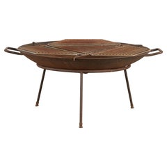 California Modern Barbecue or Brazier by Stan Hawk for Hawk House