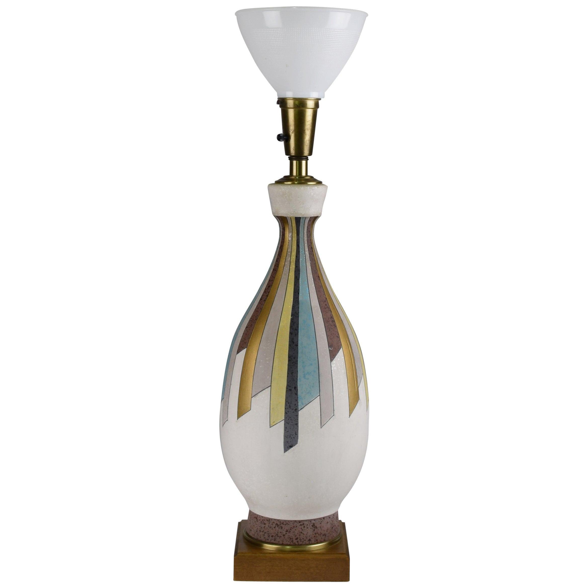 California Modern Table Lamp by Tye