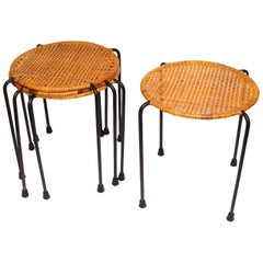 California Modernist Side Tables