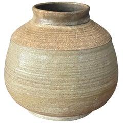California Studio Pottery Ceramic Vase by Helen Noel Shagam