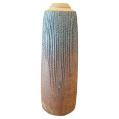 California Studio Pottery Earthenware Vase