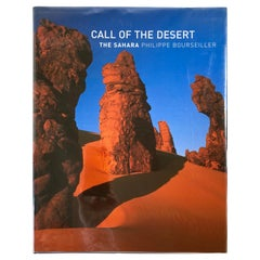 Call of the Desert The Sahara Hardcover Book by Philippe Bourseiller